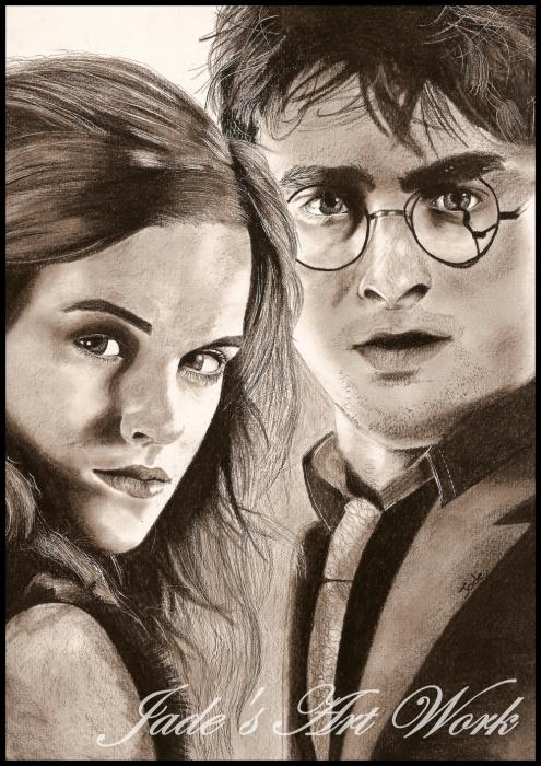 Emma Watson by JadesArtWork